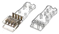 2-парный коннектор