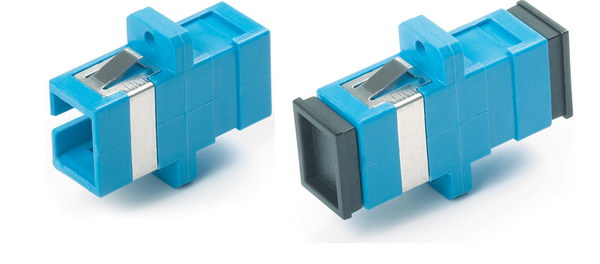 Adapter SC-SC, SM, simplex