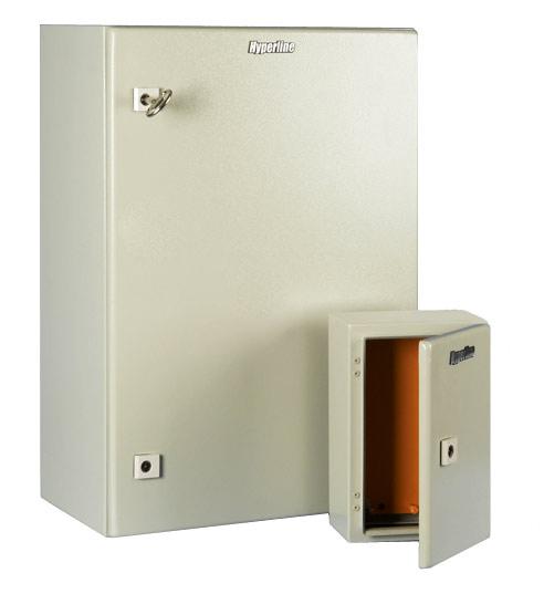 Настенные электрические шкафы