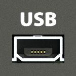 Порт miniAB USB 2.0