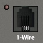 Модуль расширения: Плата 1-Wire